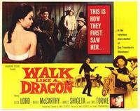 Walk Like a Dragon - 11 x 14 Movie Poster - Style A