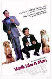 Walk Like a Man - 11 x 17 Movie Poster - Style A