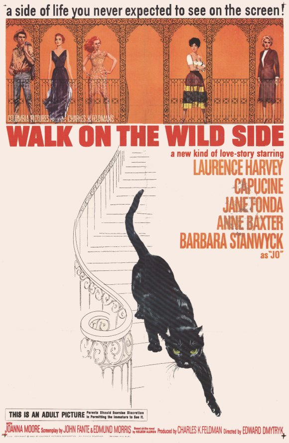 walk on the wild side movie posters from movie poster shop. Black Bedroom Furniture Sets. Home Design Ideas