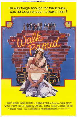 Walk Proud - 11 x 17 Movie Poster - Style A