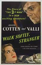 Walk Softly, Stranger - 11 x 17 Movie Poster - Style A