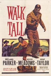 Walk Tall - 27 x 40 Movie Poster - Style A