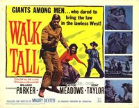 Walk Tall - 22 x 28 Movie Poster - Half Sheet Style A
