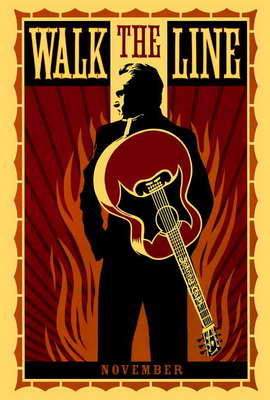 Walk the Line - 27 x 40 Movie Poster - Style A