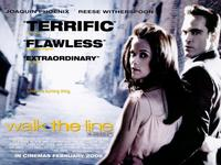 Walk the Line - 30 x 40 Movie Poster - Style A