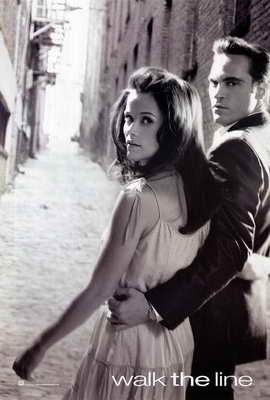 Walk the Line - 27 x 40 Movie Poster - Style D