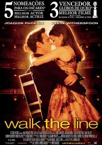 Walk the Line - 27 x 40 Movie Poster - Polish Style A