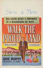 Walk the Proud Land - 27 x 40 Movie Poster - Style B