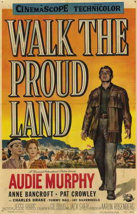 Walk the Proud Land - 11 x 17 Movie Poster - Style A