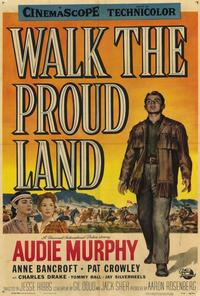 Walk the Proud Land - 27 x 40 Movie Poster - Style A