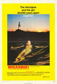 Walkabout - 27 x 40 Movie Poster - Style B
