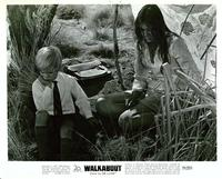 Walkabout - 8 x 10 B&W Photo #1