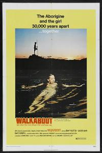 Walkabout - 43 x 62 Movie Poster - Bus Shelter Style A