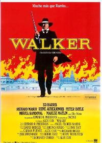 Walker - 11 x 17 Movie Poster - Spanish Style A