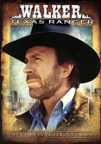 Walker, Texas Ranger - 27 x 40 TV Poster - Style A