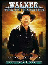 Walker, Texas Ranger - 27 x 40 TV Poster - Germany Style A