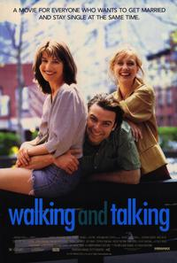 Walking and Talking - 11 x 17 Movie Poster - Style A