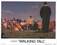Walking Tall - 11 x 14 Movie Poster - Style G