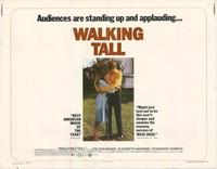 Walking Tall - 11 x 14 Movie Poster - Style I
