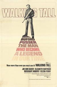Walking Tall - 11 x 17 Movie Poster - Style D