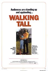 Walking Tall - 11 x 17 Movie Poster - Style E