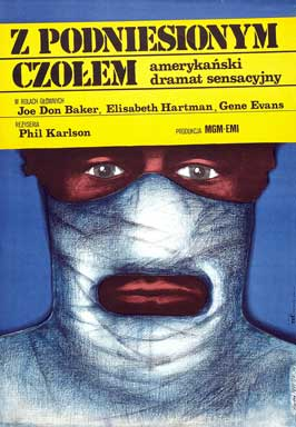 Walking Tall - 11 x 17 Movie Poster - Polish Style A