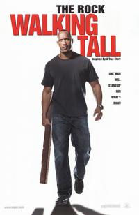 Walking Tall - 11 x 17 Movie Poster - Style A