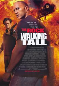Walking Tall - 11 x 17 Movie Poster - Style B