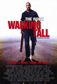 Walking Tall - 11 x 17 Movie Poster - Style C