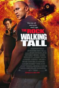 Walking Tall - 27 x 40 Movie Poster - Style B