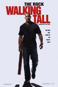Walking Tall - 27 x 40 Movie Poster - Style A