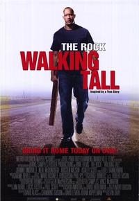 Walking Tall - 43 x 62 Movie Poster - Bus Shelter Style A