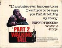 Walking Tall: Part 2 - 11 x 14 Movie Poster - Style B