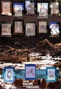 Walking With Dinosaurs - 27 x 40 Movie Poster - Style C