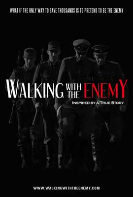 Walking with the Enemy - 11 x 17 Movie Poster - Style A