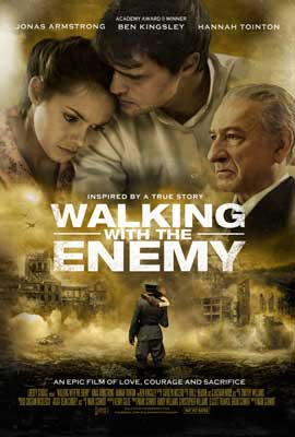 Walking with the Enemy - 27 x 40 Movie Poster - Style B
