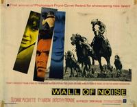 Wall of Noise - 22 x 28 Movie Poster - Half Sheet Style A