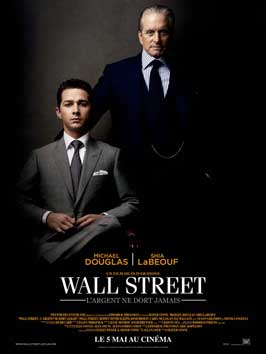Wall Street: Money Never Sleeps - 27 x 40 Movie Poster - French Style A