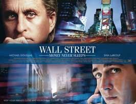 Wall Street: Money Never Sleeps - 30 x 40 Movie Poster - Style A