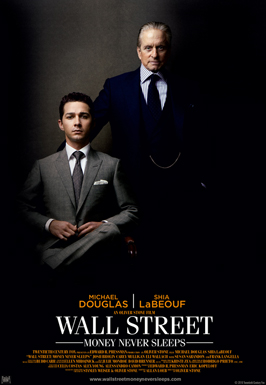 Wall Street: Money Never Sleeps - DS 1 Sheet Movie Poster - Style A