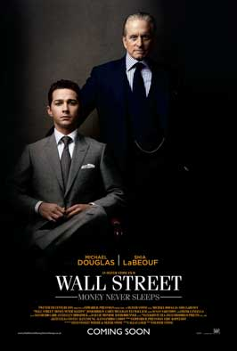 Wall Street: Money Never Sleeps - 27 x 40 Movie Poster - UK Style A