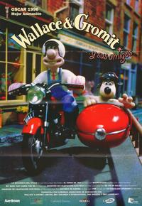 Wallace & Gromit: The Best of Aardman Animation - 11 x 17 Movie Poster - Style A