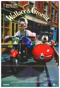 Wallace & Gromit: The Best of Aardman Animation - 27 x 40 Movie Poster - Style A