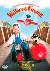 Wallace & Gromit: The Best of Aardman Animation - 11 x 17 Movie Poster - German Style A