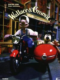 Wallace & Gromit: The Best of Aardman Animation - 11 x 17 Movie Poster - Spanish Style A
