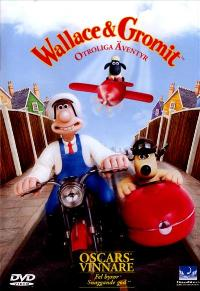 Wallace & Gromit: The Best of Aardman Animation - 11 x 17 Movie Poster - Swedish Style A