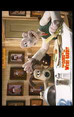 Wallace & Gromit: The Curse of the Were-Rabbit - 11 x 17 Movie Poster - Style F