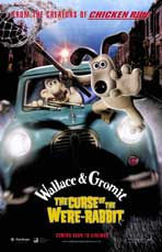 Wallace & Gromit: The Curse of the Were-Rabbit - 11 x 17 Movie Poster - Style B
