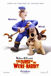 Wallace & Gromit: The Curse of the Were-Rabbit - 27 x 40 Movie Poster - Style A
