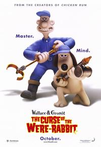 Wallace & Gromit: The Curse of the Were-Rabbit - 11 x 17 Movie Poster - Style A